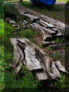 Timber - Assorted Oak Crooks/Bends For Boat Frames