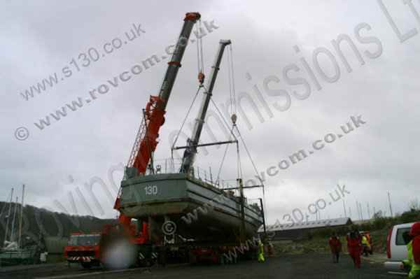 On Site - Lifting S130